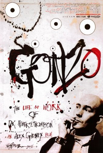 Gonzo: The Life and Work of Dr. Hunter S. Thompson POSTER Movie (27 x 40 Inches - 69cm x 102cm) (2008) ()