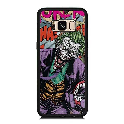 Amazon.com: Galaxy S8 Plus Case, Cartoon Killing Joker Slim ...