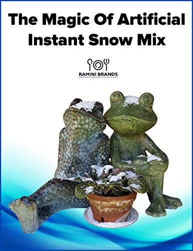 Review SnoWonder Instant Artificial Snow