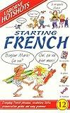 Starting French, Judy Tatchell, 0746022840