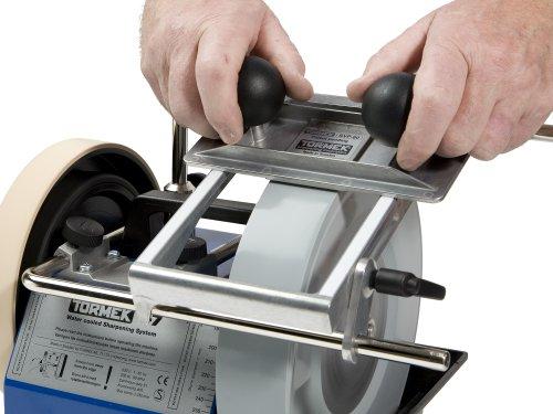 Molding Knife Sharpener Tormek SVP-80. Sharpens European Molding Knives and Works With Your Tormek Sharpening System T-7, T-4, T-3, etc. by Tormek (Image #1)