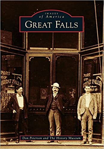 Book Great Falls (Images of America) by Don Peterson (2010-10-13)
