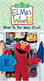 vhs head - Elmo's World - Head to Toe With Elmo [VHS]