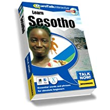 Talk Now! Learn Sesotho: Beginning Level (PC & Mac)