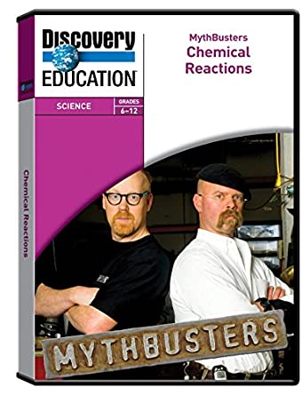 Amazon.com: Discovery Education Mythbusters: Chemistry Video ...