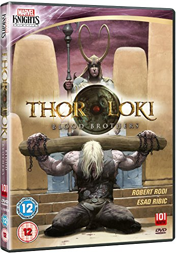 Thor and Loki: Blood Brothers [Non USA PAL Format]