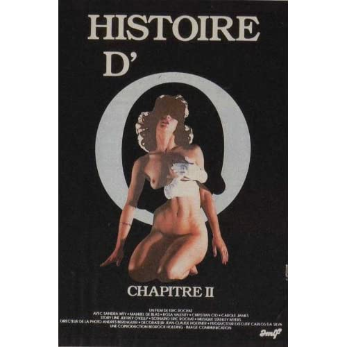 Amazon.com: Story of O, Part II Poster Movie French 11x17