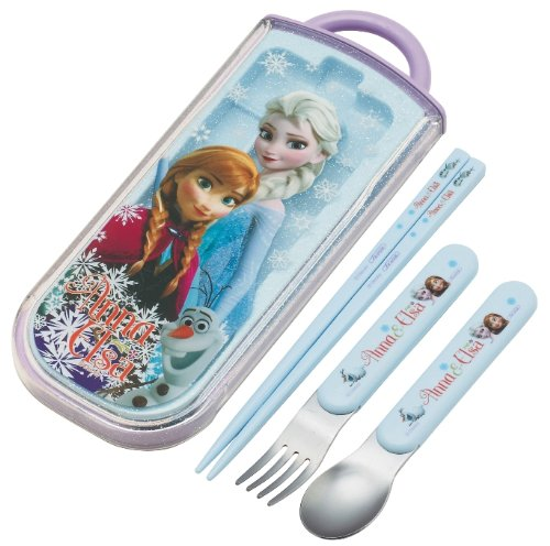 Fork And Spoon Costume (Disney Frozen Chopsticks, Spoon, Fork Set Tcs1a)