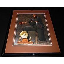 Tony Gwynn Signed Photograph - 11x14 Facsimile Framed Display - Autographed MLB Photos