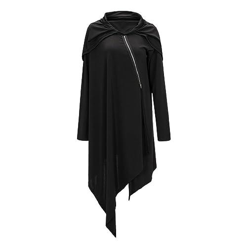 Eastiano - Camisas - Cuello redondo - para mujer