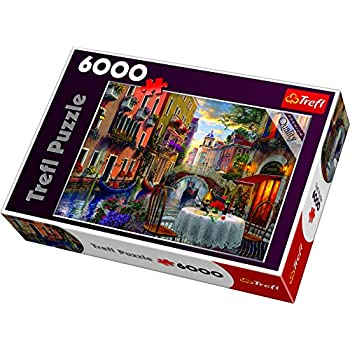 venice puzzle 6000 pieces code 36517 toys games. Black Bedroom Furniture Sets. Home Design Ideas