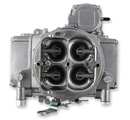 Quick Fuel Technology SL-450-VSTRF Slayer Series Carburetor 450 cfm. Vacuum Secondary No Choke Front Pairs w/PN[SL-450-VSTRR] For Tunnel Ram Application Cast Aluminum Polished Slayer Series Carburetor