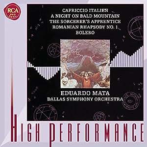 Capriccio Italien / Night on Bald Mountain / Sorcerer Apprentice / Boléro