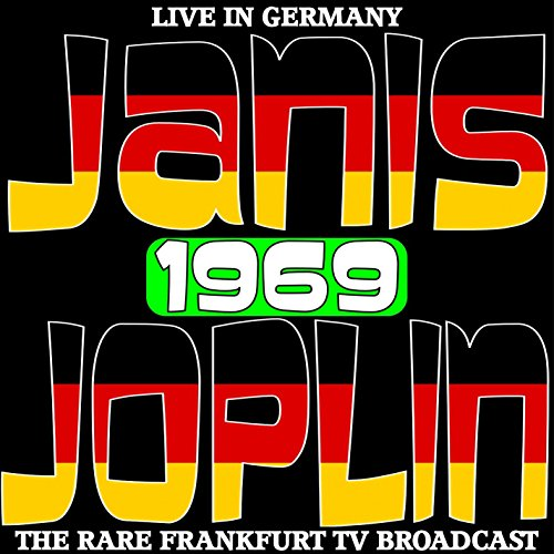Live In Germany 1969 - The Rar...
