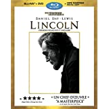 Lincoln (4-Disc Bilingual Combo Pack) [Blu-ray + DVD + Digital Copy]
