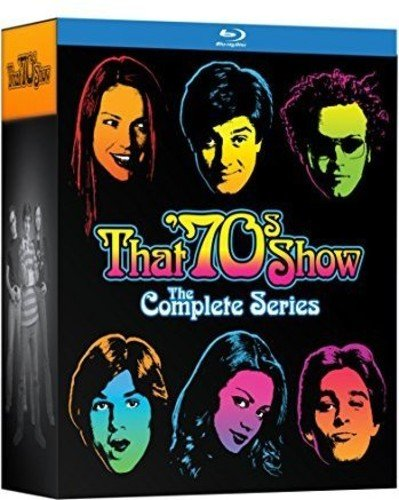 That '70s Show: The Complete Series [Blu-ray] (That 70s Show Complete Series Blu Ray)