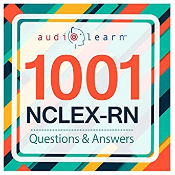 Amazoncom 1001 Nclex Rn Questions Audible Audio Edition