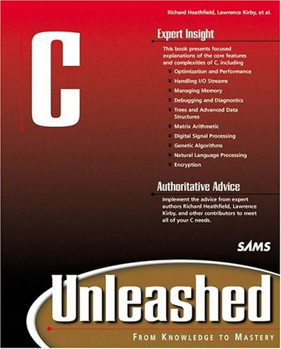 Download C Unleashed Text fb2 book