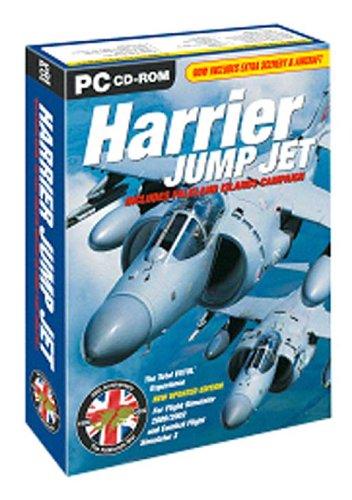 Harrier Jump Jet for Fs 2000/2002 & Cfs 2