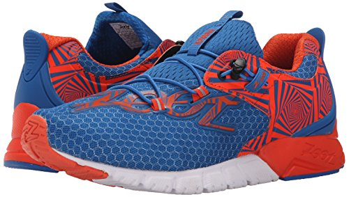 Zoot M MAKAI-M Men's Running Shoe, Vivid Blue/Mandarin, 12.5 US