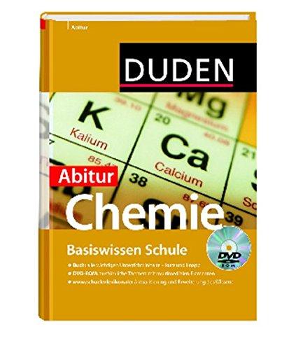 Duden Basiswissen Schule Chemie Abitur  11. Klasse Bis Abitur