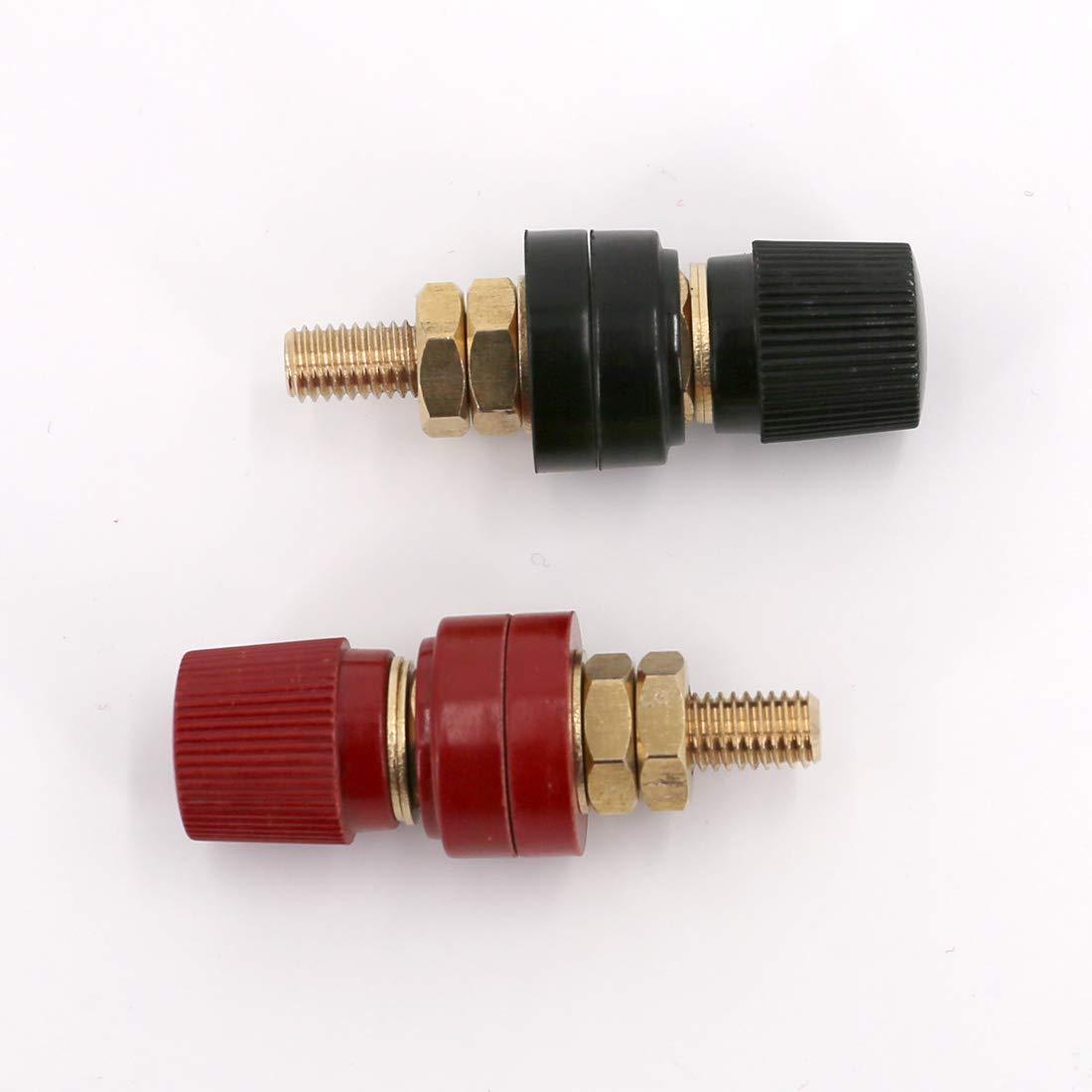 Pro Braking PBK7843-RED-PUR Front//Rear Braided Brake Line Red Hose /& Stainless Purple Banjos