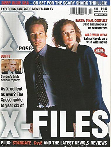 Used, The X-Files Pose Magazine # 37 for sale  Delivered anywhere in USA