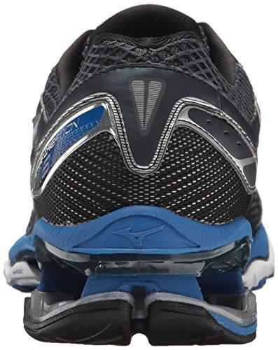 Mizuno Dress Silver 18 Men's Running Wave Shoe Blue Creation OqOFr6