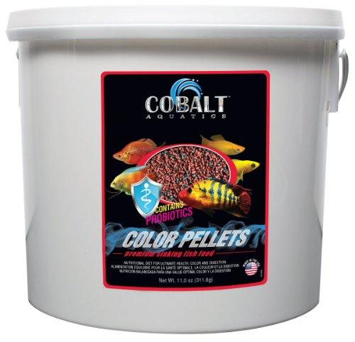 Cobalt Aquatics Color Pellet, 8 lb by Cobalt