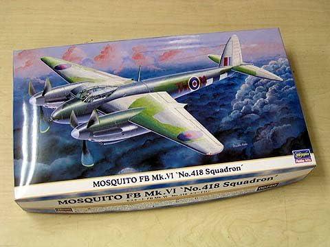 1//72 Mosquito FB Mk.VI No.418 Squadron