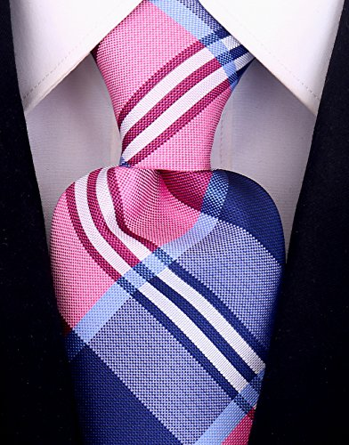 Scott Allan Buffalo Plaid Necktie product image