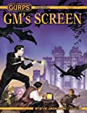 GURPS GM's Screen, Steve Jackson Staff, 1556347324