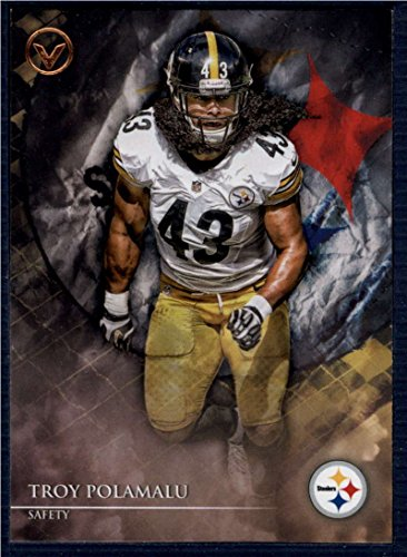 2014 Topps Valor #59 Troy Polamalu NM-MT Steelers
