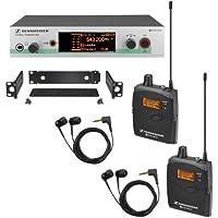 Sennheiser EW 300-2IEM G3 - In-ear Monitoring System - A-Range (516 - 558 ..
