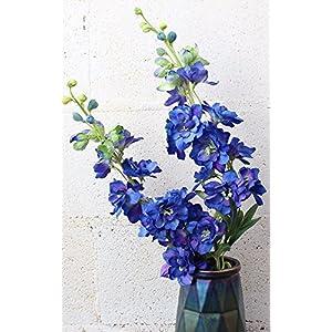 Artificial Flowers Blue