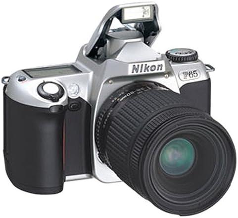 Nikon F65 Plata con cámara réflex Nikon-Objetivo 28-80mm: Amazon ...