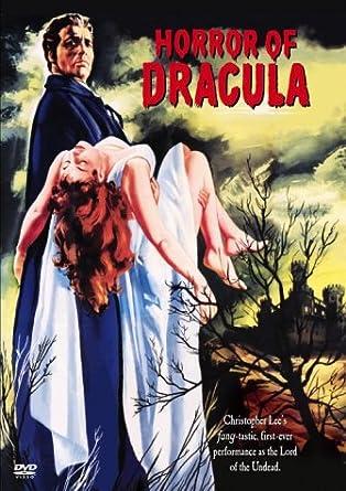 Horror of Dracula aka Dracula [DVD] [1958]: Amazon co uk: Peter