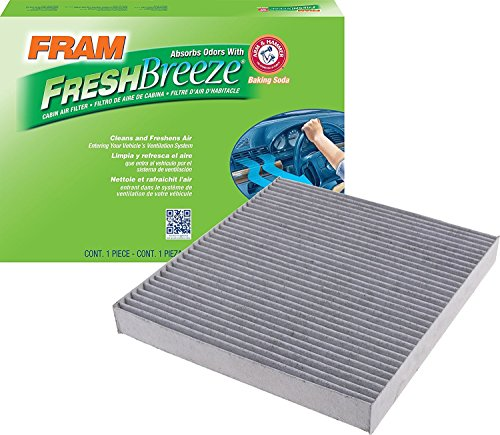 FRAM CF11183 Fresh Breeze Cabin Air Filter with Arm & ()