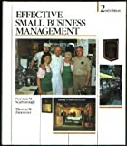 Effective Small Business Management, Scarborough, Norman M. and Zimmerer, Thomas W., 0675207177
