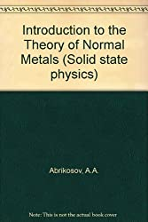 Introduction to the Theory of Normal Metals