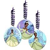 Princess and the Frog 32in Dangling Cutouts 3ct