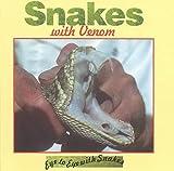 Snakes with Venom, Lynn M. Stone, 1559162597
