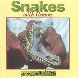amazon snakes with venom eye to eye with snakes lynn m stone