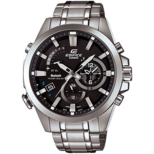 Casio Edifice Tough Solar Stainless