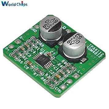 Amplificador de auriculares Junta diferencial equilibrado SGM 4812 HIFI AMP memoria 150 mW