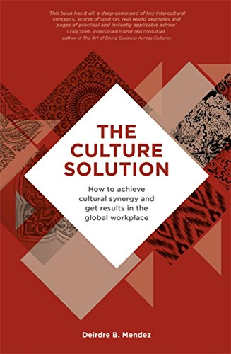 Amazon the culture solution how to achieve cultural synergy the culture solution how to achieve cultural synergy and get results in the global workplace fandeluxe Image collections
