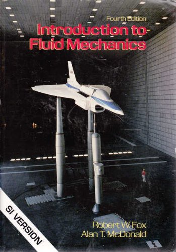Introduction to Fluid Mechanics, SI Version