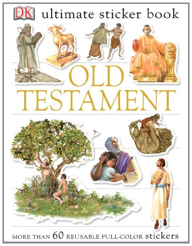 Download Ultimate Sticker Book: Old Testament (Ultimate Sticker Books) ebook