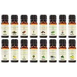 16 x 10ml Essential Oils – Mega – Gift Set