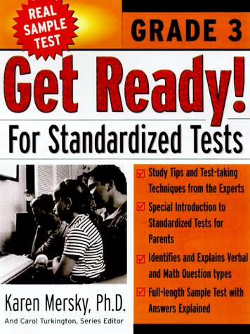 Get Ready! For Standardized Tests : Grade 3